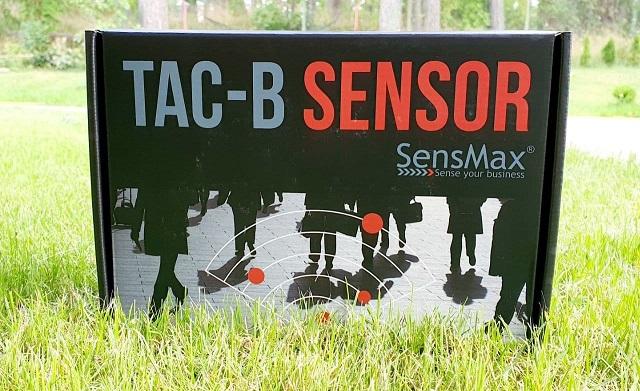 SensMax people counters radar sensor